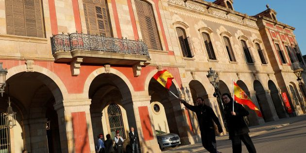 Non, l'État espagnol n'est pas l'ennemi de la Catalogne et la Catalogne n'est pas le