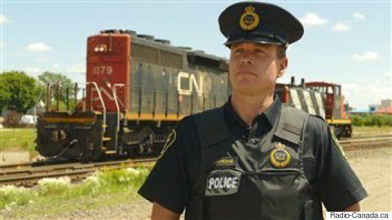 «Vous voyez des rails? Pensez train», une mesure de sensibilisation inusitée au