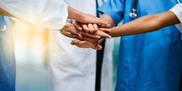 Appel à la mobilisation: les infirmières en mode