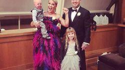 Pink est allée aux Grammys en famille et c'était tellement