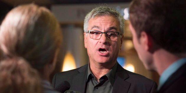 Jean-Marc Fournier avait évoqué la possibilité de ne pas se représenter, dans la foulée des allégations...