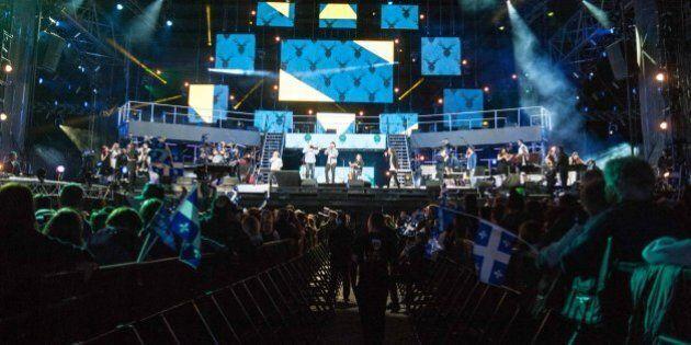 Fête nationale: pas d'incident majeur à Montréal et Québec jeudi
