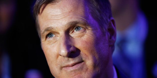 Chefferie conservatrice de l'Ontario: Maxime Bernier passe son