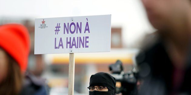 Le Québec n'est pas islamophobe et les québécois ne le sont pas non plus, là au moins, nous sommes