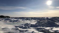 BLOGUE Arrivée à Kuujjuaq: un atterrissage sur la