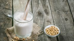 Le lait de soya, le meilleur des laits végétaux, selon une étude de