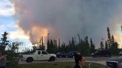Feux dans le nord du Manitoba : l'état d'urgence