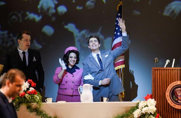 « JFK » à l'Opéra de