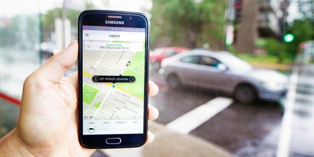 L'algorithme d'Uber ignore leur genre, mais les conductrices sont nettement moins payées que les conducteurs