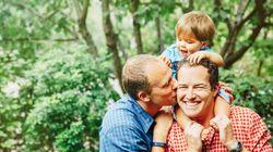 Des parents gais partagent leurs hilarants