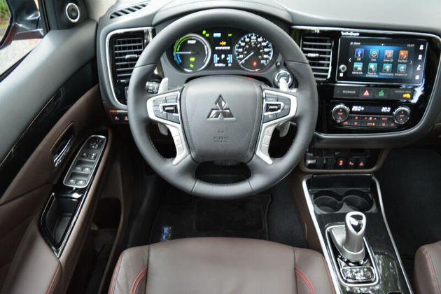 Les points saillants du tout nouveau Mitsubishi Outlander PHEV
