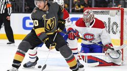 Les Golden Knights doublent le Canadien