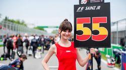 Les «grid girls» sur les grilles de départ de la F1, c'est