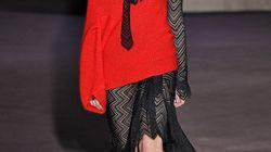 Fashion Week: Roland Mouret, un éloge des femmes libres et