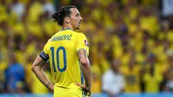 Au revoir Zlatan Ibrahimovic, l'Eire et la Belgique