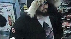 Trois suspects recherchés pour un vol qualifié d'une grande