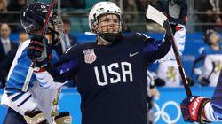 Hockey féminin: les Américaines passent en