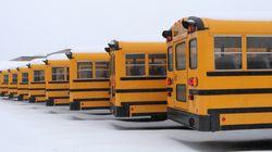 Les chauffeurs d'autobus en grève de retour au travail dès