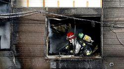 11 morts dans l'incendie d'un centre d'accueil pour personnes âgées au
