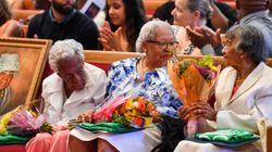 Ces trois centenaires savent vraiment ce que c'est d'être «amies pour la