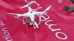 Irlande du Nord : des militants utilisent un drone pour livrer des pilules abortives