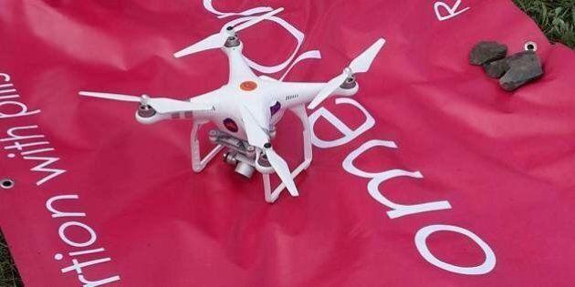 Irlande du Nord : des militants recourent à un drone pour livrer des pilules abortives