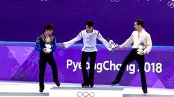 À Pyeongchang, le geste de Yuzuru Hanyu a surpris ses