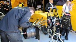 Renault Sport F1 et Microsoft Dynamics: les données au service de la F1