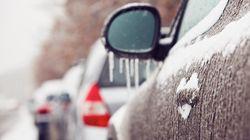 Neige et pluie verglaçante: les conditions routières pourraient se
