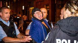 Procès: un policier de la SQ raconte comment il a maîtrisé