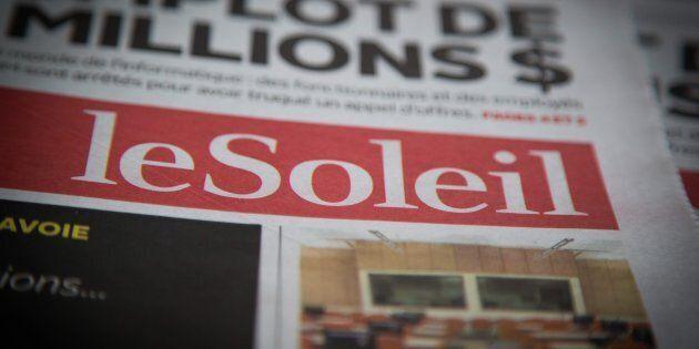 Le quotidien Le Soleil ne publiera plus sa version papier le