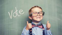 Augmentation record du vote des jeunes en