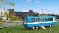Utiliser les anciens wagons de métro pour relancer