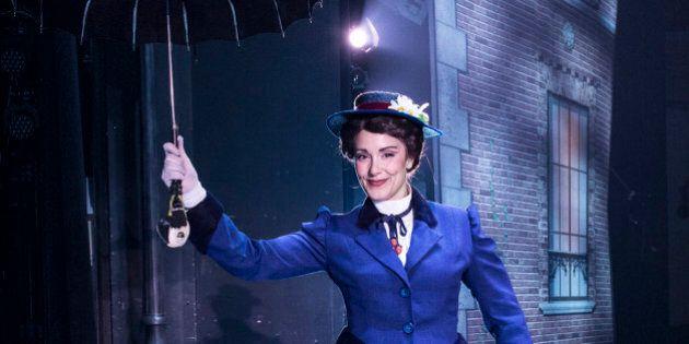 Découvrez la nouvelle Mary Poppins du Québec!