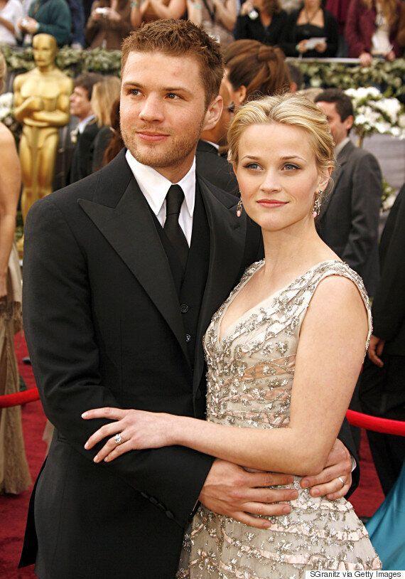 L'actrice américaine Reese Witherspoon célèbre la graduation de son fils