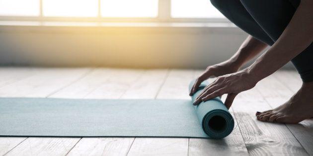 Quand la maladie a frappé, la pratique du yoga a pris une autre