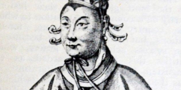 Habile politique, Wu Zetian renversa son mari et se maintint au pouvoir durant cinquante ans au crépuscule...