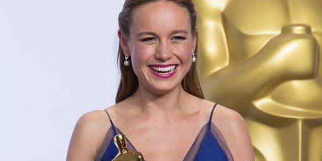 Brie Larson, une Desaulniers d'Amérique