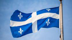 BLOGUE Le Québec doit mettre en place une politique du drapeau afin d'accroitre notre fierté
