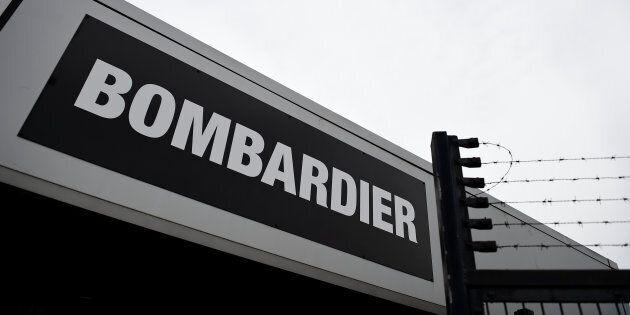 Bombardier répond en partie aux attentes en réduisant sa perte au 4e
