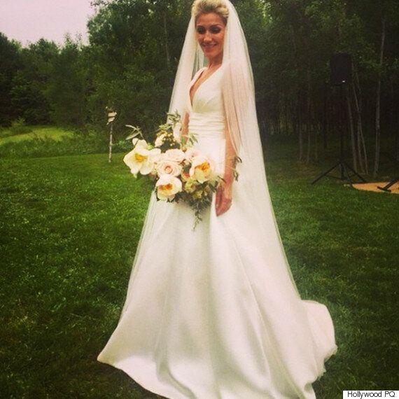 Ingrid Falaise flotte sur un petit nuage après son mariage