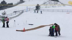 BLOGUE Ski ou glisse? Les JO