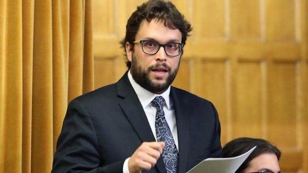 Gabriel Ste-Marie a démissionné comme leader parlementaire une semaine après le discours vindicatif de...