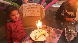 Évidemment, tout le monde avait son opinion sur le dessert d'anniversaire d'Hadrien