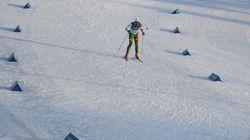 Ce skieur olympique mexicain termine dernier, mais est accueilli en