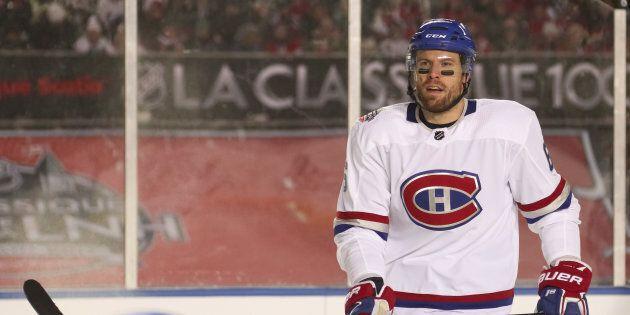 Shea Weber du Canadien de Montréal doit être opéré et sa saison est