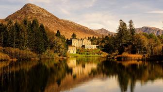 Ballynahinch Castle, Connemara, Ireland