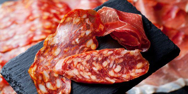 Des viandes préparées visées par un