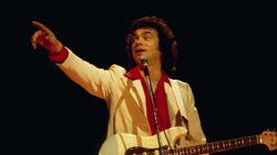 Le chanteur country canadien Ronnie Prophet est