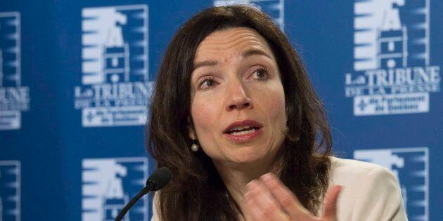 Le Bloc québécois refuse d'exclure les députés